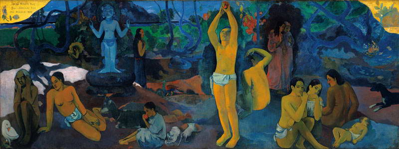Obrazy Top 20 - Gauguin