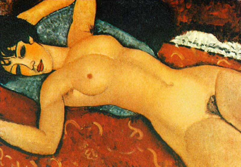 Obrazy Top 20 - Modigliani